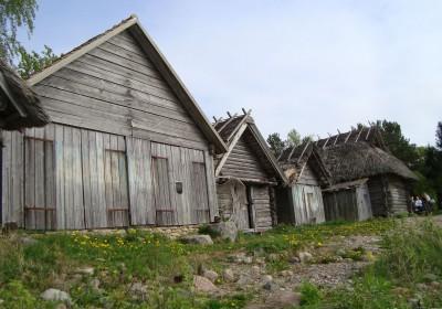 Altja fishermen village