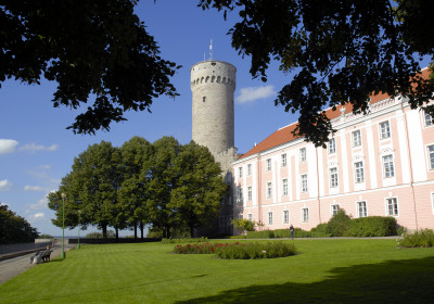 Tall Hermann and Estonian Parliament