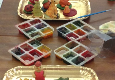 Marzipan workshop