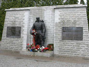 The Bronze Soldier Monument
