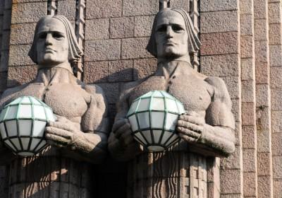 Helsinki railwaystation