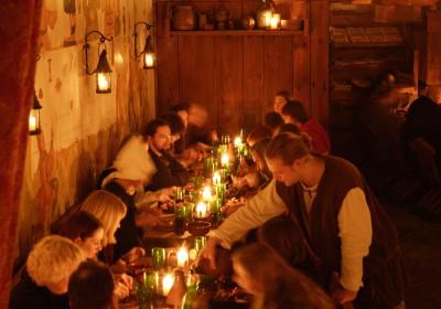 Tallinn Legends & Medieval Feast