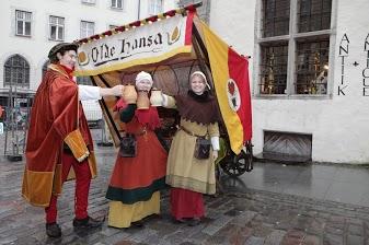 Medieval cheers