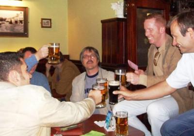 The joy of good beer