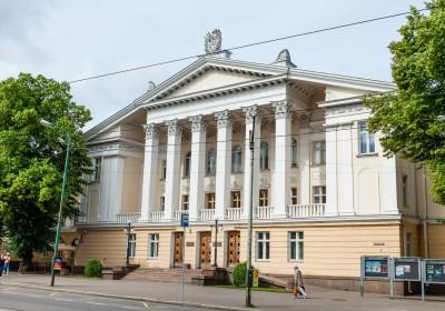 Soviet style architecture