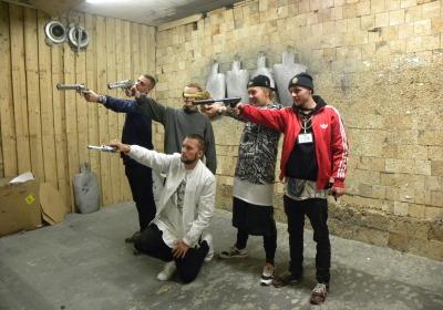 Shooting Activity