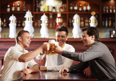Local beer tasting, Tallinn Pub Crawl