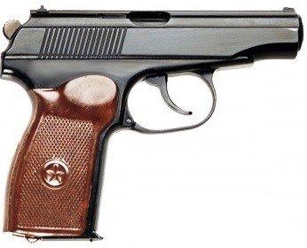 PM Makarov pistol